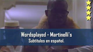 Wordsplayed - Martinelli's (Ft. Andy Mineo). Subtitulos en español.