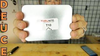 ThruNite T10 Best Hurricane Proof Flashlight