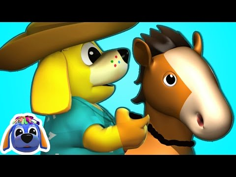 Old MacDonald Had A Farm | Animal Sounds | Nursery Rhymes | Kids Songs by Raggs TV