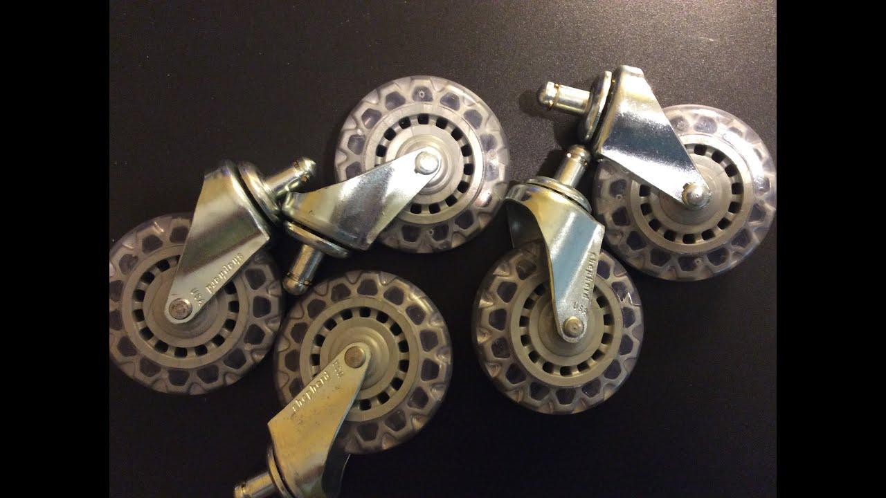 PenTrean Rollerblade fice Chair Wheels Review