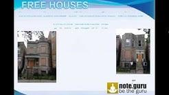 FREE Houses on the Shadow Inventory Roadshow Webinar