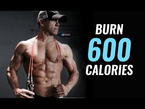How to Burn Over 600 Calories by Jumping Rope