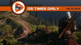 GS Times [DAILY]. The Witcher 4, Shadwen, PlayStation Experience