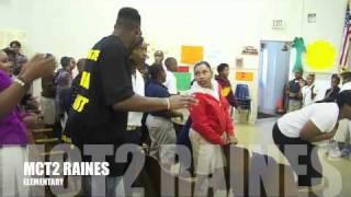 Repeat youtube video MCT2 RAINES ELEMENTARY