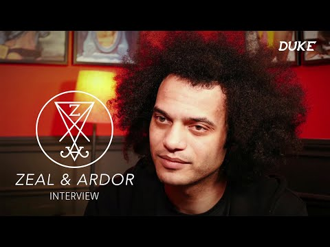 Zeal & Ardor - Interview Manuel Gagneux - Paris 2017 – Duke TV [VOSTFR]
