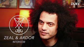 Zeal & Ardor - Interview Manuel Gagneux - Paris 2017 – Duke TV [DE-ES-FR-IT-RU Subs]