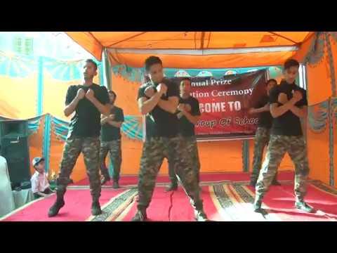 Latest Tabol Al Barr Group Of School Tum Hi Se Aye Mujahido ( Official Video)