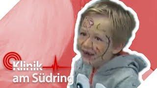 Tattoos im Kindergarten: Ole (4) und sein Bruder wollen cool aussehen | Klinik am Südring | SAT.1