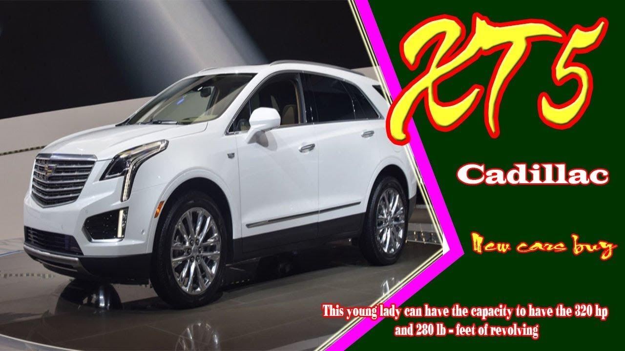 2019 Cadillac XT5 | 2019 Cadillac XT5 platinum | 2019 Cadillac XT5 crossover | new cars buy ...