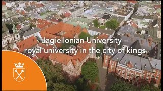 Jagiellonian University - promotional video