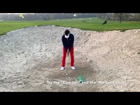 FlowMotion Golf: How To Enjoy The Bunker's Shots