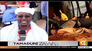 Maonyesho ya mila na tamaduni za Wasomali
