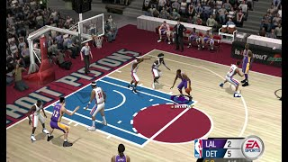 NBA Live 2005 PC Gameplay HD