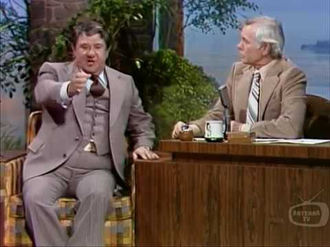 Buddy Hackett Carson Tonight  02201979