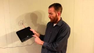 Philips PD9012 dvd slave screen ideas!