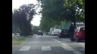 Driving 080620C : Metz Borny → Metz Borny