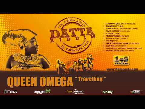 QUEEN OMEGA Travelling - Datta Riddim (149 Records) OFFICIAL VIDEO