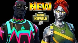 🔴 OMG! *NEW SKINS* OF LIGHTS *SORTEO PAVOS* +410 VICTORIAS - FORTNITE Battle Royale