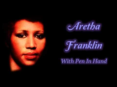 Aretha Franklin - With Pen In Hand