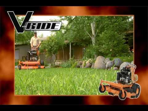 Scag Power Equipment - V-Ride