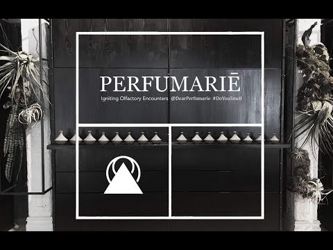 Tour of PERFUMARIĒ - A New Concept in Perfume Discovery