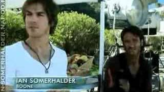Ian Somerhalder Expose Lost Ян Сомерхолдер Остаться в живых