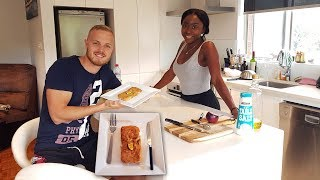 This is the first time Jane cooked Nigerian Moi-Moi for Jack. Did h...