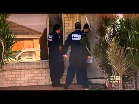 Shot Fired Into House - Canning Vale, Perth (2011)