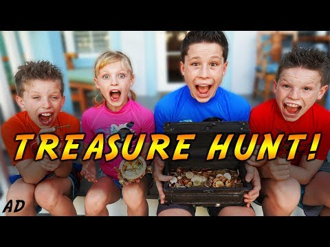 Treasure Hunt at Beaches Turks & Caicos