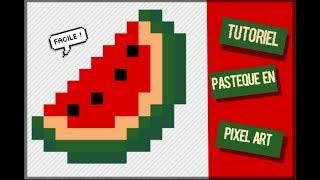 Pixel Art Minecraft Tuto Facile Dessin