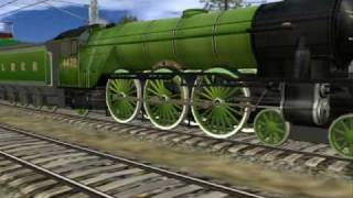Trainz Railroad Simulator 2004 gameplay