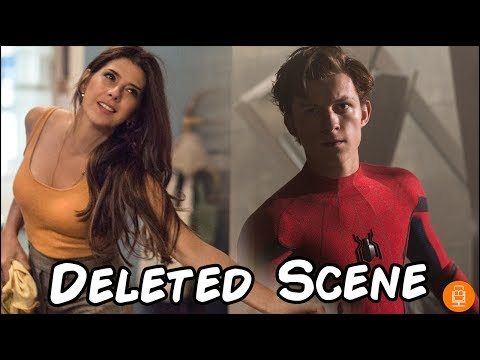 Major Aunt May Spider-Man Homecoming Deleted Scene explained