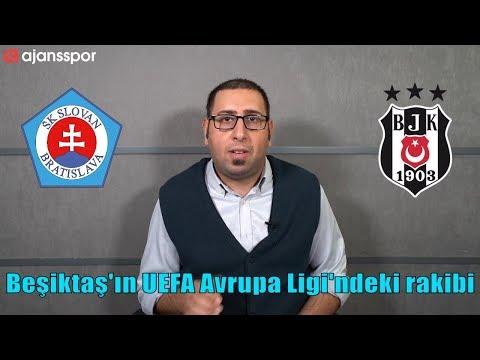 Beşiktaş'ın rakibi Slovan Bratislava'yı tanıyalım | Emrah Karalinç anlatıyor