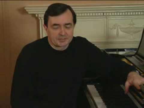 Kurtag's Quasi Una Fantasia, by Pierre-Laurent Aimard