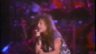 BEST Bon Jovi Living On A Prayer Live 1987