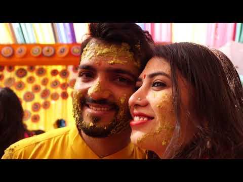 Nikunj and Nandini's Wedding Film