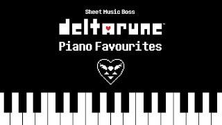 Deltarune Piano Favourites Full Album.mp3
