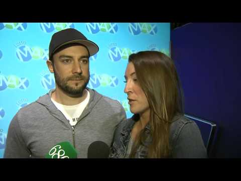Orillia couple wins $50M Lotto Max jackpot