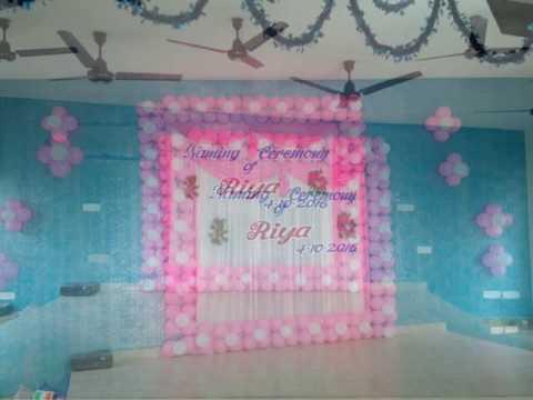 Madurai Decorators Naming Ceremony Decoration,Engineering estate,Madurai