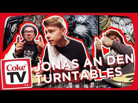 Jonas trifft DJ Tomekk | #CokeTVMoment