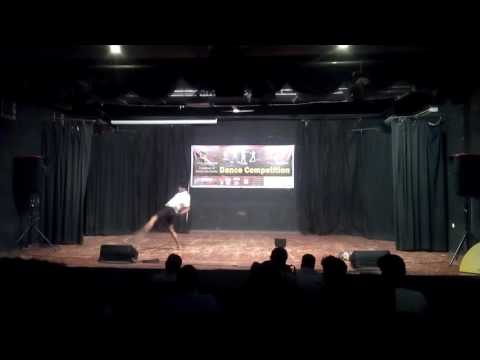 Hamari adhuri kahani solo contemporary dance by AJAY SHARMA