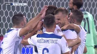 Italija - Bosna i Hercegovina 1:1   Golovi sa Utakmice   SPORT KLUB FUDBAL