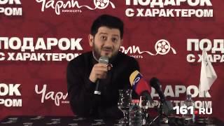 Михаил Галустян в Ростове