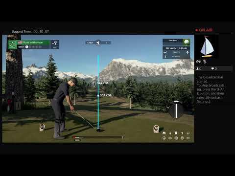 PGA TOUR 2K21 | CHAMPIONSHIP ROUND