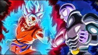 dragon ball goku vs hit ●Use a new skill ●super saiyan blue + kaioken ● NEW HD