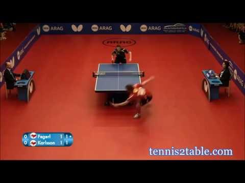 Сумасшедший розыгрыш в настольном теннисе или За что мы любим пинг-понг
