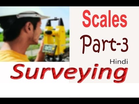 Main and Vernier Scales in Surveying TA0058