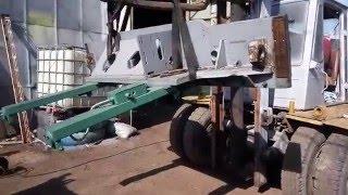 НК3418 ремонт гільйотини guillotine