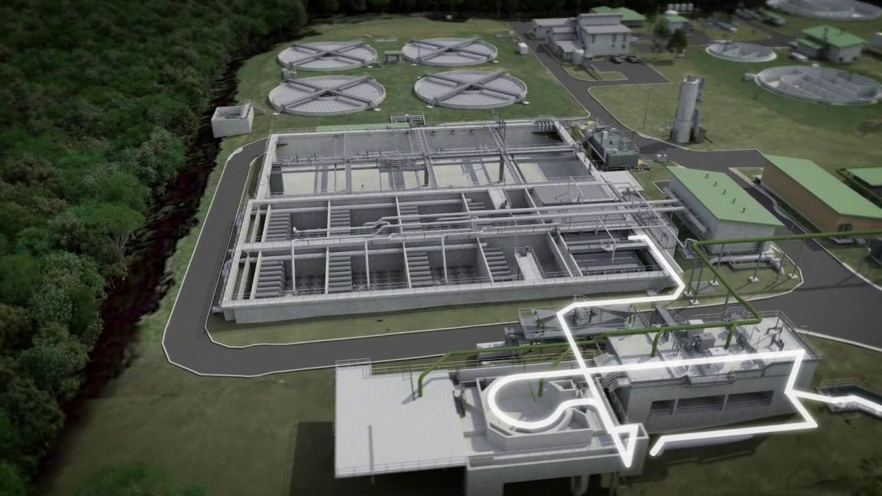 ACCIONA Agua ha completado 1/3 de las obras de ampliación de la depuradora de Kawana (Australia)