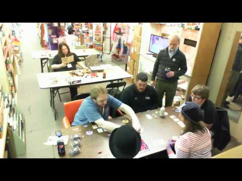 TableTop Day At Scalliwag Toys Belleville, Ontario